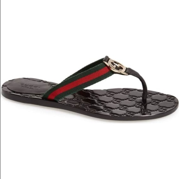 f71522957 Gucci Shoes - 🔥Authentic Gucci GG thong sandals🔥🔥🔥